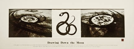 Collage -Drawing Down the Moon
